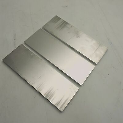 ".375"" thick  3/8  Aluminum 6061 PLATE  5.875"" x 18"" Long QTY 3  sku 122266*"