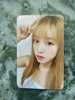 IZ*ONE Choi Yena Secret Time PC Photocard Kpop Official