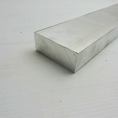 "1"" x 2.5"" Aluminum 6061 FLAT BAR 27.25"" Long new mill stock sku A347"