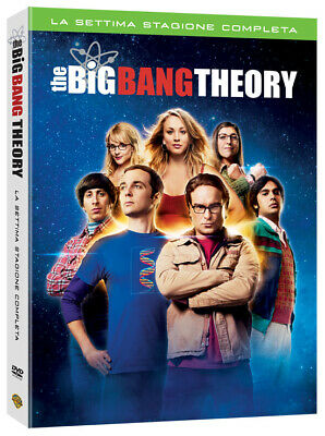Dvd Big Bang Theory (The) - Stagione 07 (3 Dvd)