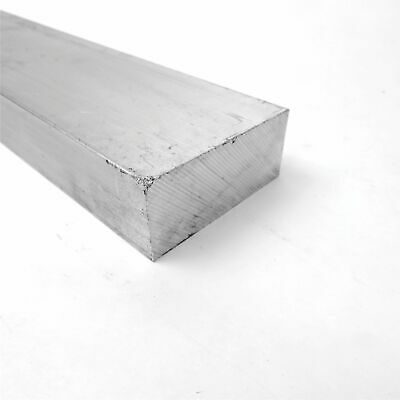 "1.5"" x 3.5"" Aluminum 6061 FLAT BAR 18.875"" Long new mill stock sku M623"