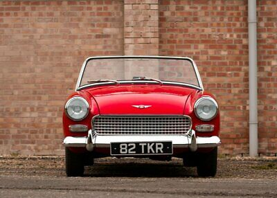 1962  Austin Healey Sprite  Mkii  Rare Han6 - Do Not Miss This Little Beauty