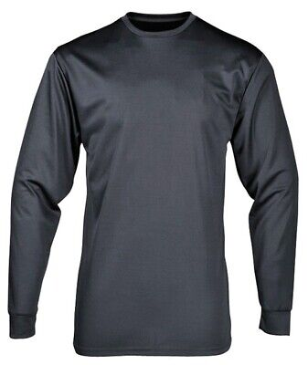 272 Grey Baselayer Thermal Top Lrg B133CHAL Portwest Genuine Quality Product New