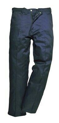 934 Navy Preston Trouser Tall W30 2885NAT30 Portwest Genuine Top Quality Product