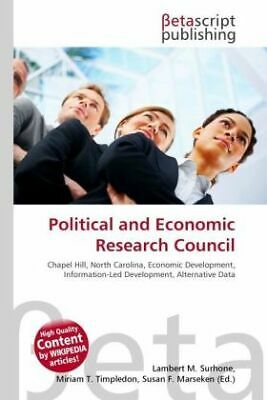 Political and Economic Research Council | 2010 | NEU