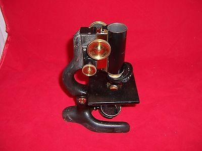 Bausch and Lomb Vintage Microscope-1915
