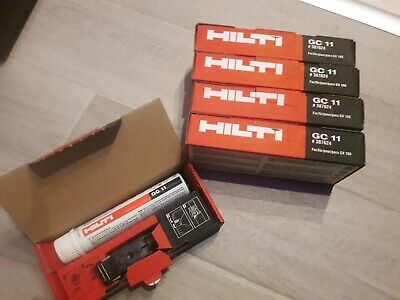 5 X Hilti Gas Gc 11 For Gx100 Nails tools