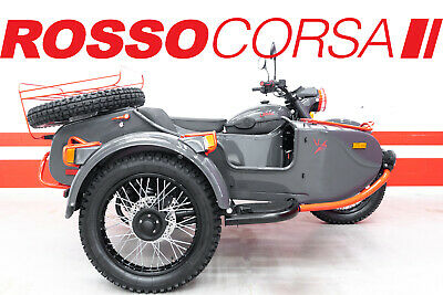 2020 Ural Gear Up (2WD)  2020 Ural Gear Up (2WD) - CUSTOM BUILD 1 OF 1 RED SPARROW / COLLECTORS BIKE