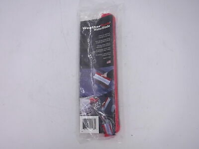 WeatherTech TechCare WaterBlade Squeegee Drying Silicone Blade 66WB1