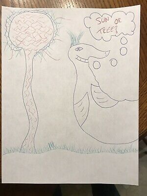 Dr. Suess Inspired Original Artwork