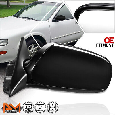 Mirror Glass Replacement Full Adhesive For 95-99 Maxima,96-99 I30 Driver Side