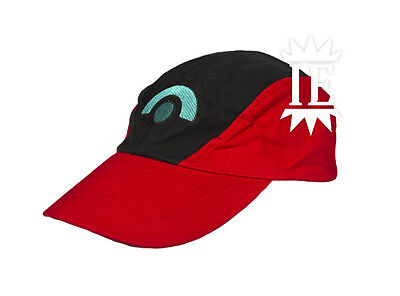 Pokemon Ash Hat Cosplay Beanie Hat Cap Snapback Ketchum Nero Black 3DS