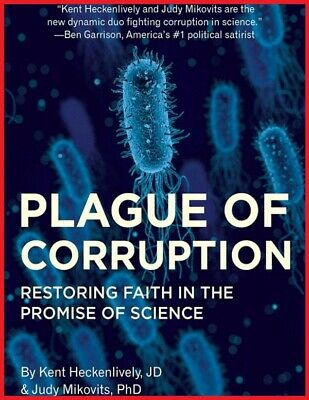 PLAGUE OF CORRUPTION by kent Heckenlively [PÐF ]