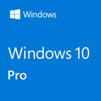 Microsoft WINDOWS 10 PRO PROFESSIONAL 32/64 BIT KEY WIN 10 ORIGINALE ESD LICENZA