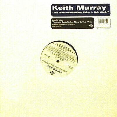 """Keith Murray - The Most Beautifullest Thing I (Vinyl 12"""" - 2004 - US - Original)"""
