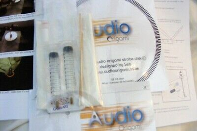 Audio Origami Pure Silicon Damping Fluid Kit