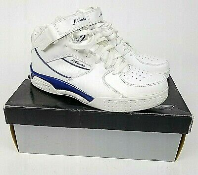 S Carter Shoe Reebok All White Originals Sneaker Athletic Sz