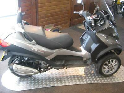 2012 Piaggio Mp3 300Ie Touring Lt 3 Wheel Scooter