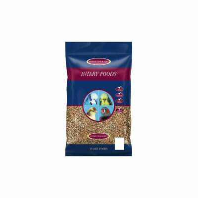 Johnston & Jeff Champions Choice Budgieseed - Budgie Seed Bird Food Mix - 20kg
