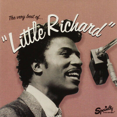 "The Very Best Of ""Little Richard"" CD New 2008"