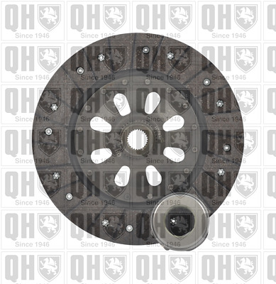 Cover+Plate+Releaser VW LUPO 1.4 Clutch Kit 3pc 00 to 05 AUD B/&B 030198141BX