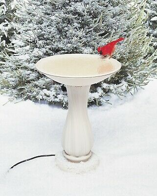 "WBU600 WB 20"" Heated Birdbath"