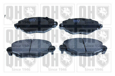 Front Brake Pads Ford Mondeo 2.0 TdCi Hatchback MK IV 07-13 140HP 155.1x66.4mm