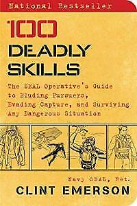 100 Deadly Skills the SEAL operative by Clint Emerson 🔥PDF Book🔥30Sec Delivery