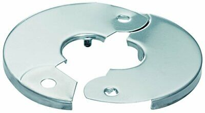 Plumb Pak PP857-1 Hinged Floor and Ceiling, 1/2 in, Chrome Plated