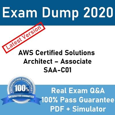 AWS Amazon Certified Solutions Architect- Associate Practice Q&A+ Simulator 2020