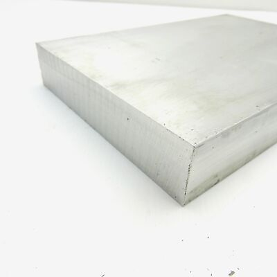 "1.5"" x 7"" Aluminum 6061 FLAT BAR 22"" Long new mill stock sku M122"