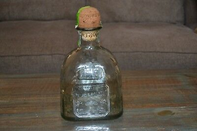 Patron Bottle Empty 1.75L