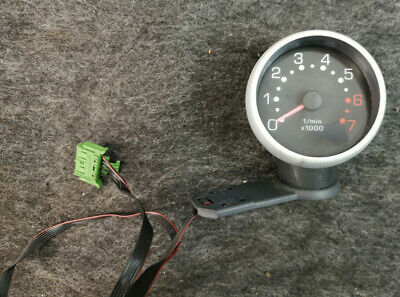 450 SMART FORTWO Rev Counter