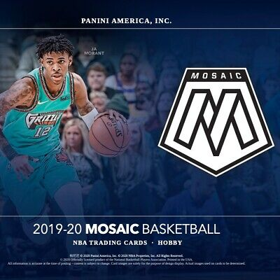 2019-20 Panini Mosaic Rookies - Complete Your Set - Free Shipping - You Pick