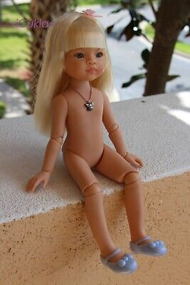 """Paola Reina Articulated Doll~MELISSA~13.5""""~34cm~OOAK by iCukla~new body#4"""