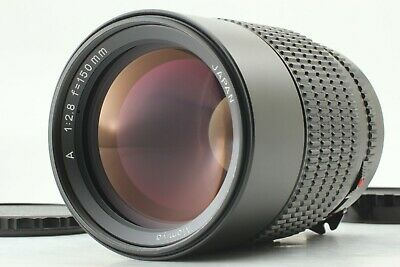 【EXCELLENT+5】Mamiya A 150mm F2.8 Lens for 645 Super Pro TL from Japan #122