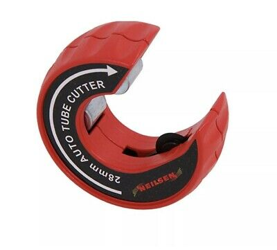 28mm Auto Copper Pipe Tube Tubing Cutter - Quality Plumbing Tool