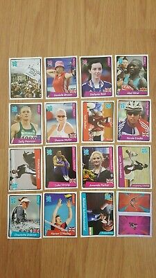 Panini London 2012 Olympic And Paralympic Stickers