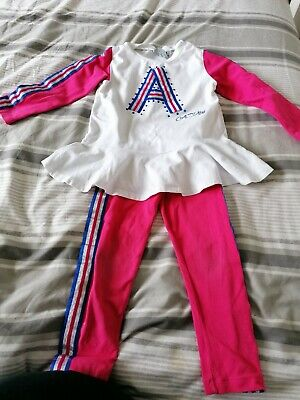 Girls Adee Outfit 4 Years