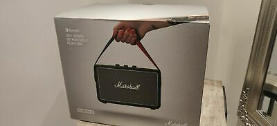 Marshall Kilburn II Portable Bluetooth Speaker - Black - Free Shipping