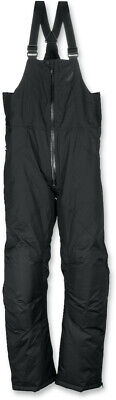 Arctiva Adult Pivot Insulated Snowmobile Pants Snow Bibs Black XL