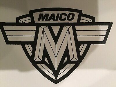 Maico 250, 400, 440, Technical Data, Owners Manual, Spare Parts