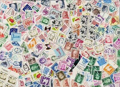 U.S. Discount Postage - Mostly Definitives - FACE $ 23.13  (A)