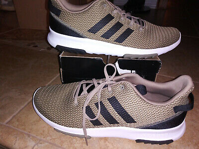 NEW $74 Mens Adidas Cloudfoam Racer TR Running Shoes, size 13