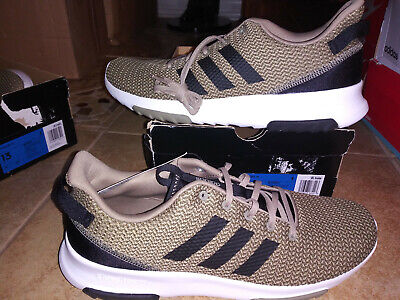 NEW $74 Mens Adidas Cloudfoam Racer TR Running Shoes, size 12