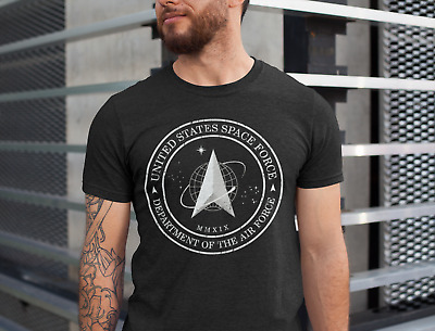 United States Space Force T-Shirt Donald Trump 2020 US Space Force Flag Shirt