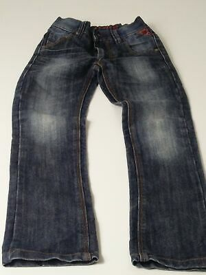 Boys Next Blue Mid Wash Adjustable Waist Denim Jeans Age 6 Years