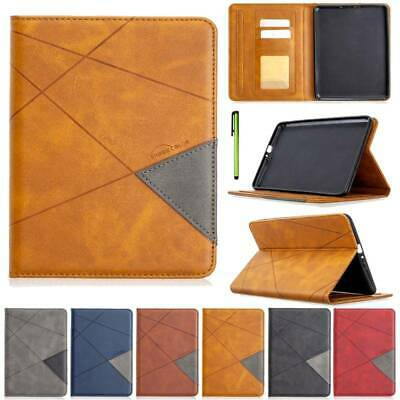 Fr Kindle Paperwhite 4 10th Generation 2018 Wallet Flip Leather Smart Case Cover