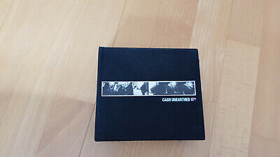 Johnny Cash - Cash Unearthed (5 CD-Box, American Recordings) LIMITED EDITION