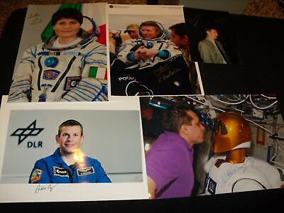 5 Lithos/Photos alle orig.signiert, SPACE